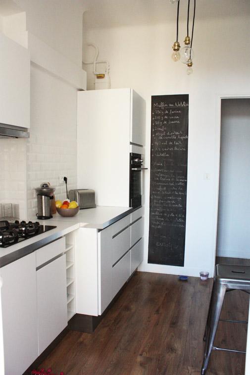 ma cuisine a fait peau neuve. Black Bedroom Furniture Sets. Home Design Ideas