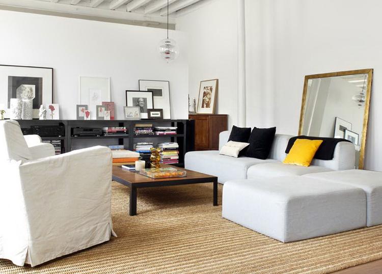 Miss Design Interior New York Style Barcelona Loft 4 Blueberry Home
