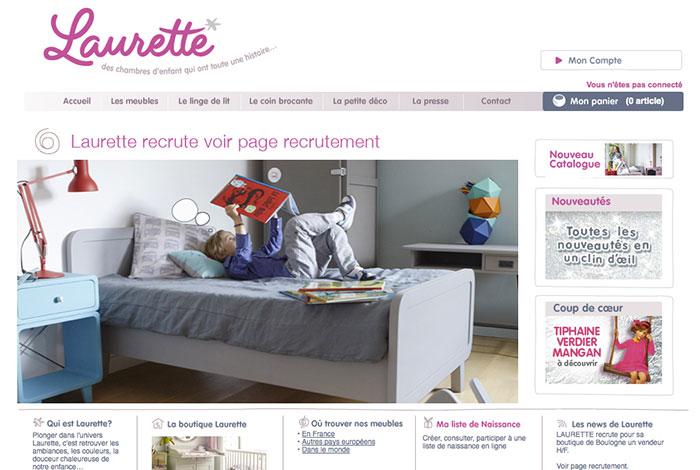 Un concept store pour enfant - Laurette meubles ...