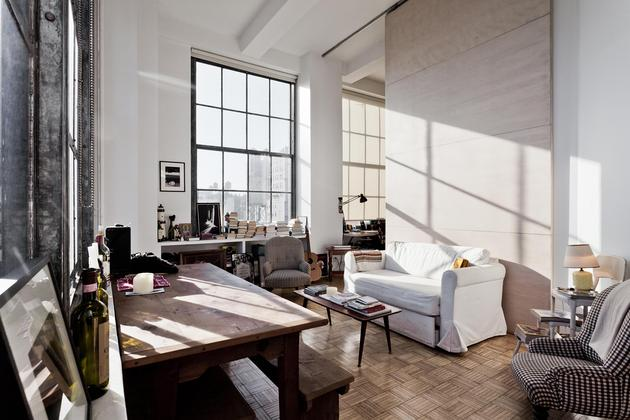 A louer new york for Appartement atelier