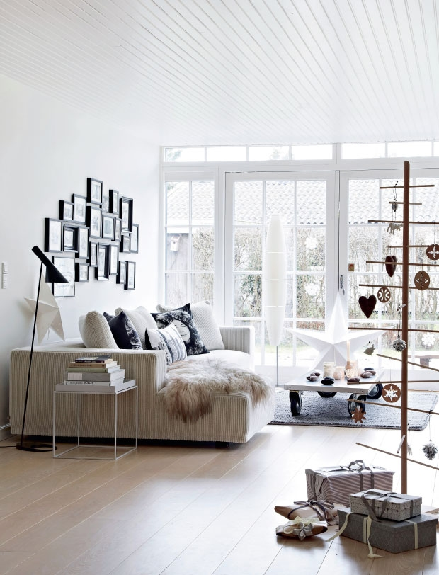 Inspiration d co pour no l tendance scandinave article - Deco inspiration scandinave ...