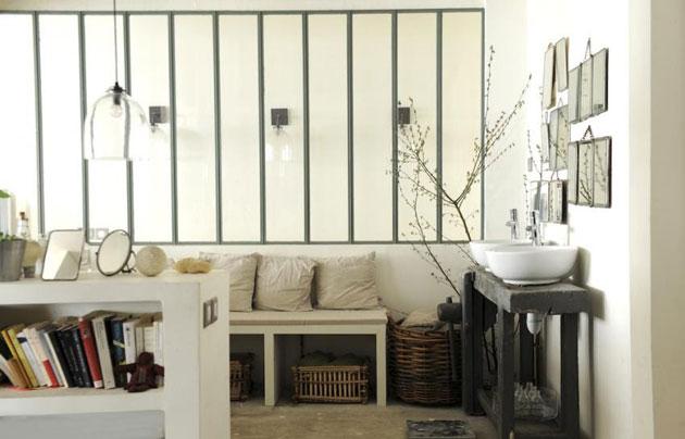 parlons salle de bain. Black Bedroom Furniture Sets. Home Design Ideas