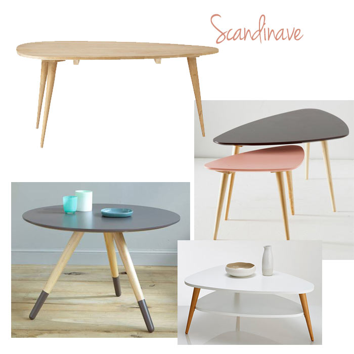 A la recherche d 39 une nouvelle table basse blueberry home - Table style scandinave ...
