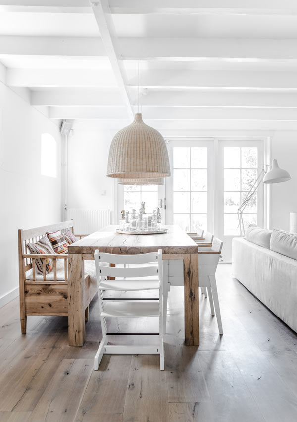 La touche ethnique dans la d co scandinave blueberry home - Trend deco huis ...