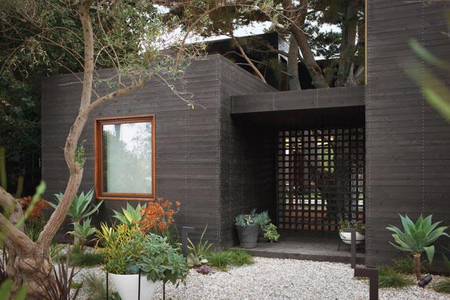 jardin maison à venice beach