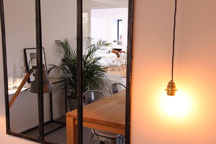 Bienvenue chez blandine une maison dans le sud blueberry home - Maison du monde miroir industriel ...