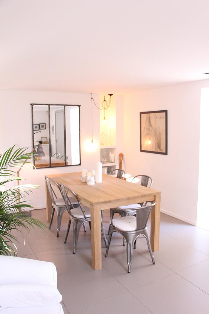 Bienvenue chez blandine une maison dans le sud - La salle a manger atelier au style classique chez maisons du monde ...