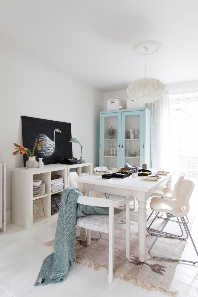 Un Int Rieur Scandinave Comme On Les Aime Blueberry Home